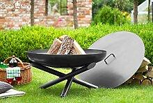 CookKing Feuerschale Feuerkorb Grill Feuerstelle -