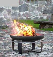 CookKing Feuerschale Feuerkorb Grill Viking 100cm