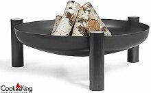 CookKing Feuerschale Feuerkorb Palma Gusseisen