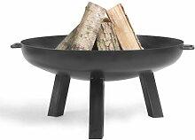 CookKing Feuerschale Feuerkorb Polo Gusseisen