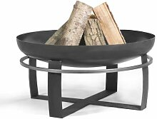 CookKing Feuerschale Feuerkorb Viking Gusseisen