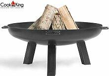 CookKing Feuerschale Polo 60 cm Durchmesser,