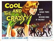 Cool And Crazy Poster 02 Metal Sign A4 12x8 Aluminium