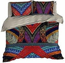 Cool Bedding Boho Sacred Ethno Bettdeckenbezug,