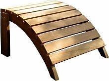 Cool Products Hocker, Western Comfort De-Luxe Footrest, beige, 68 x 49 x 34 cm, T-015002-04