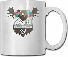 Coole Bär Mode Kaffeetasse Porzellan Tassen
