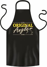 Coole Grill- oder Kochschürze -- ANGLER ORIGINAL