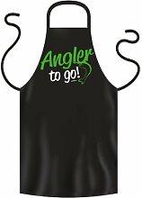 Coole Grill- oder Kochschürze für Angler