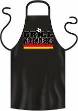 Coole Grill- oder Kochschürze --GRILL