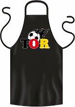 Coole Grill- oder Kochschürze -- TOR TOR -- Fun