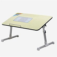 Cooling laptop table Verstellbarer