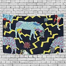 Coosun abstrakte Zebra nahtlose Hintergrund