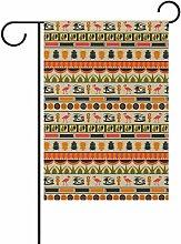 COOSUN ägyptischen Ornament Polyester Garten