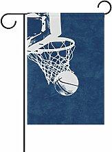 COOSUN Basketball Hintergrund Polyester Garten