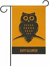 COOSUN Halloween Eule Design Polyester Garten