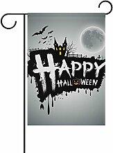 COOSUN Happy Halloween Design Polyester Garten
