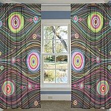 COOSUN Pfau Feather Linien Schlafzimmer Zimmer