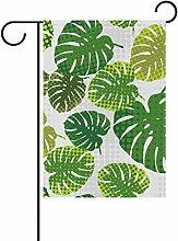 COOSUN Sommer tropischen Design Polyester Garten