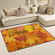 COOSUN Spätherbst Bereich Teppich Teppich