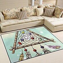 COOSUN Traumfänger Bereich Teppich Teppich