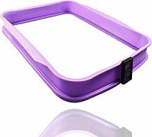 COOX Auflaufform mit Glasplatte - 37,3 x 30,5 x