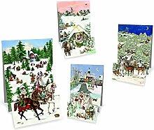 Coppenrath 'Karten Pop-Up Auswahl an