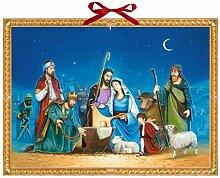 Coppenrath auf Weihnachten Eve Krippe Religiöse