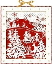 Coppenrath Verlag - Weihnachtlicher Scherenschnitt