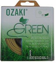 Coque Fil Ozaki GREEN Biodégradable Rond Diamètre (mm): 3 - Longueur (M): 10 - Herbes épaisses