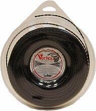 Coque Fil Vortex copolymère Hélicoïdale Diamètre (mm): 2.4 - Longueur (M): 70 - Herbes épaisses - Sols racailleux