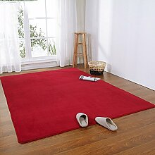 Coral fleece-decke/ xiandai einfache teppiche/schlafzimmer wohnzimmer kaffee tisch sofa voll teppiche-N 160x200cm(63x79inch)