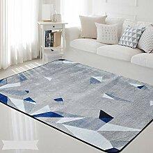 Coral Fleece Teppich Modern Simple Style