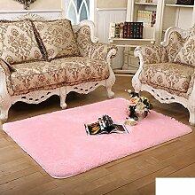 Coral Fleecedecke/ Schlafzimmer Teppich/ Haushalt Tür Decke/Matten neben dem Bett-I 140x200cm(55x79inch)