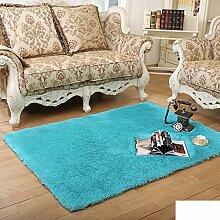 Coral Fleecedecke/ Schlafzimmer Teppich/ Haushalt Tür Decke/Matten neben dem Bett-B 120x200cm(47x79inch)120x200cm(47x79inch)
