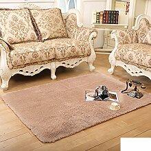 Coral Fleecedecke/ Schlafzimmer Teppich/ Haushalt Tür Decke/Matten neben dem Bett-C 160x200cm(63x79inch)