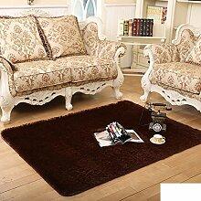 Coral Fleecedecke/ Schlafzimmer Teppich/ Haushalt Tür Decke/Matten neben dem Bett-M 140x200cm(55x79inch)