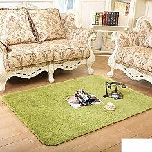 Coral Fleecedecke/ Schlafzimmer Teppich/ Haushalt Tür Decke/Matten neben dem Bett-A 100x200cm(39x79inch)