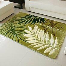 Coral Velvet verdickte Schwamm Teppich Europäische Moderne Einfach Wohnzimmer Couchtisch Große Teppich Voll Shop-1.3 * 1.9m gute Wasseraufnahme