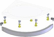 Coram Duschen Riser Kit rkastc12r für Verwendung