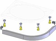 Coram Duschen Riser Kit rkstq12l für Verwendung