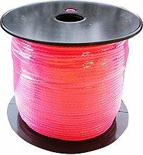 corderie 702036Geflecht Polypropylen Neon Pink