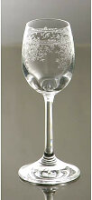 Cordial Likörglas LUCCA mit Pantographie Dekor