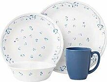 Corelle Geschirr-Set Provincial Blue aus