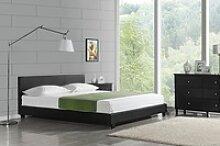 Corium Polsterbett, Doppelbett mit Lattenrost