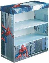 CorteToys 305 Spiderman Spielzeug-Regal aus