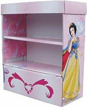 CorteToys 405 Princess Spielzeug-Regal aus