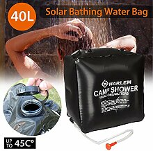 Corwar Campingdusche Solardusche Tasche, 40L