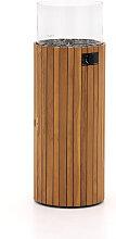 Cosicoop Pillar L Tischkamin ø36  cm (h:106  cm)