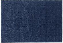 COSINESS BRILLO moderner Designer Teppich in blau,