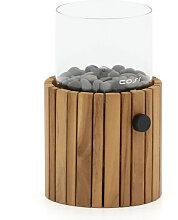 Cosiscoop Timber Tischkamin (ø 18 cm, h: 30 cm)